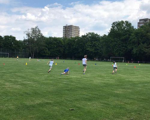 Kinder- und Erwachsenensport der Sportvg Feuerbach seit dieser Woche wieder im Freien am Start – Personal Training-Angebot