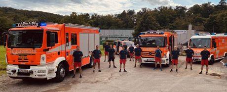 Stuttgarter Feuerwehr im WBS