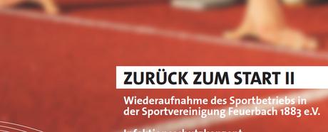 Wiederaufnahme des Sportbetriebs in der Sportvereinigung Feuerbach 1883 e.V.