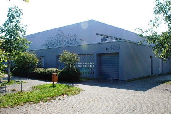 Spechtweghalle Weilimdorf