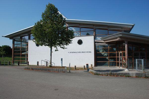 Wolfbuschhalle neu Weilimdorf
