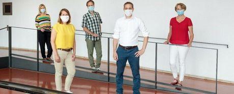 Nachhaltig fit für morgen: Vierte Runde gestartet – Gemeinwohl geht auch mit Maske