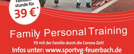 Family Personal Training