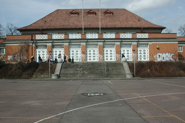Festhalle Feuerbach