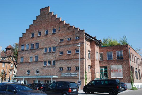 Bürgerhaus Feuerbach