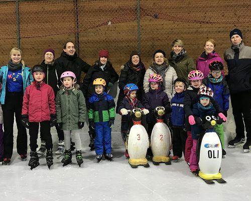 KiSS und Ballschule on Ice 2018
