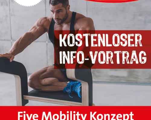Das Five Konzept, die neue Art des Beweglichkeitstrainings